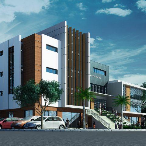 Thư viện thành phố Vĩnh Yên