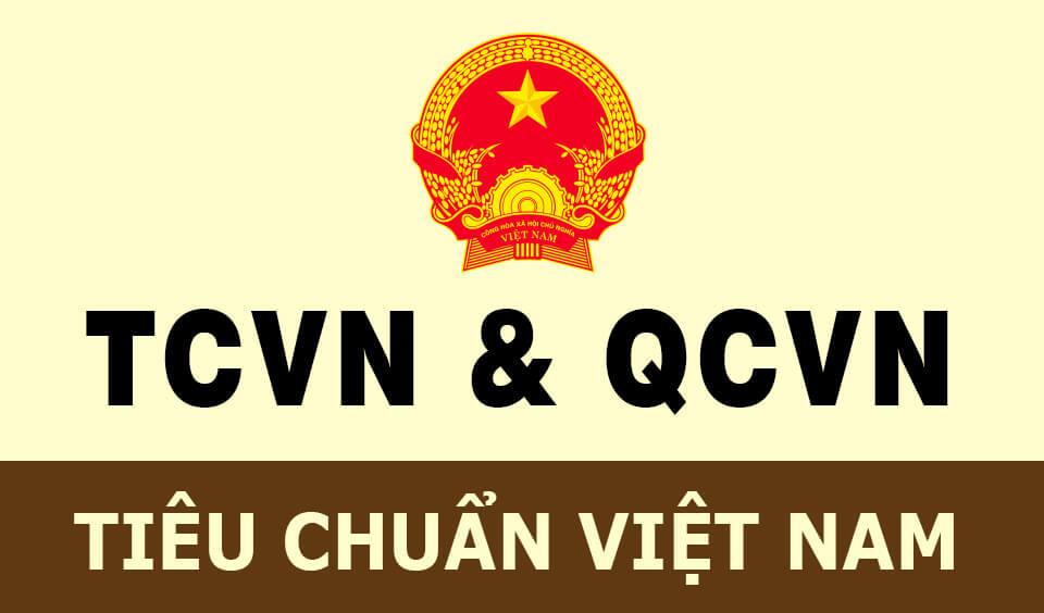 QCVN 07:2016/BXD – Quy chuẩn kỹ thuật quốc gia về các công trình hạ tầng kỹ thuật